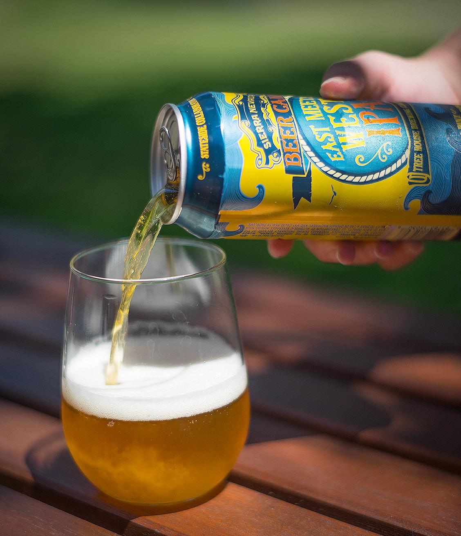 Sierra Nevada Beer Camp: East Meets West IPA