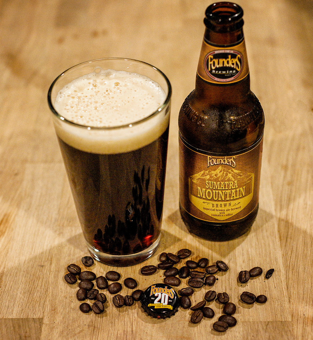 Founders Sumatra Mountain Brown