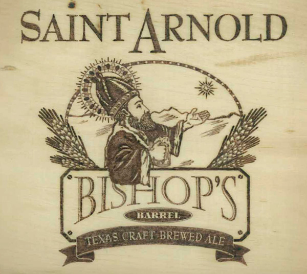 Saint Arnold Bishop's Barrel No. 18 Released