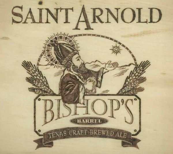 Saint Arnold Bishop's Barrel No. 18 Released