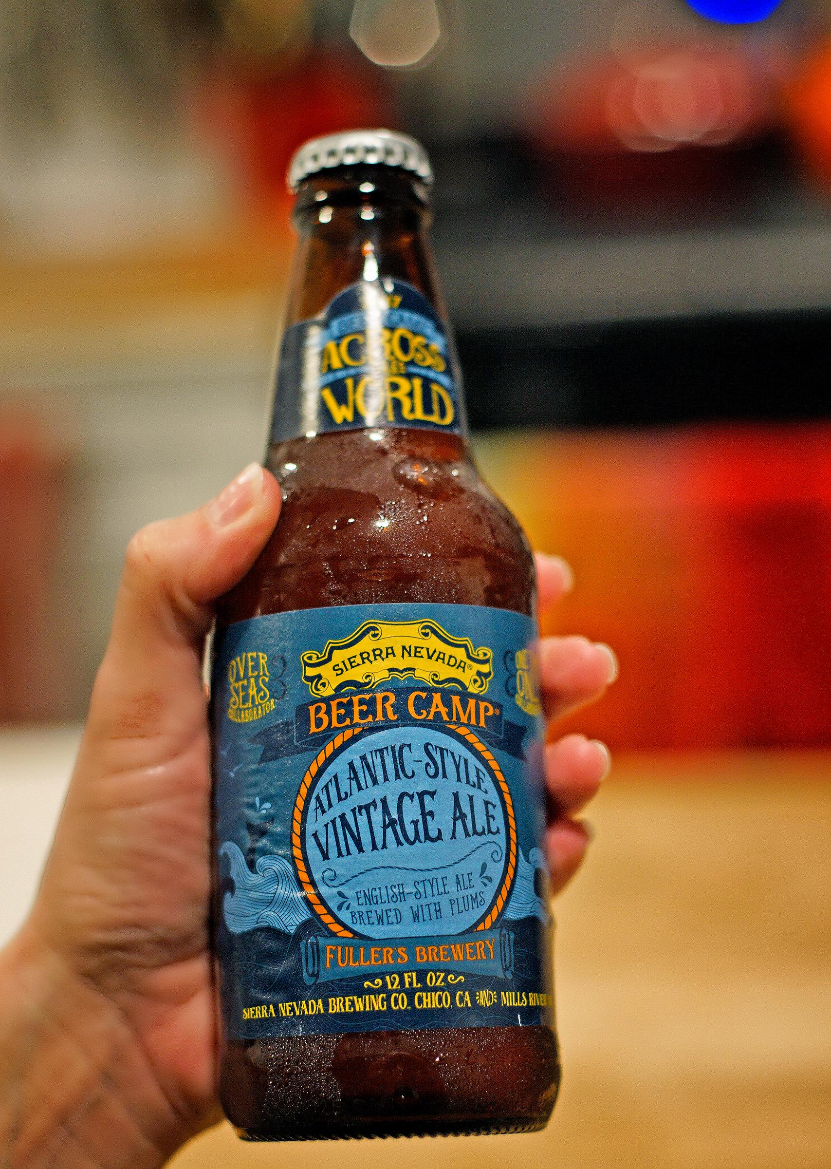Sierra Nevada Beer Camp: Atlantic-Style Vintage Ale
