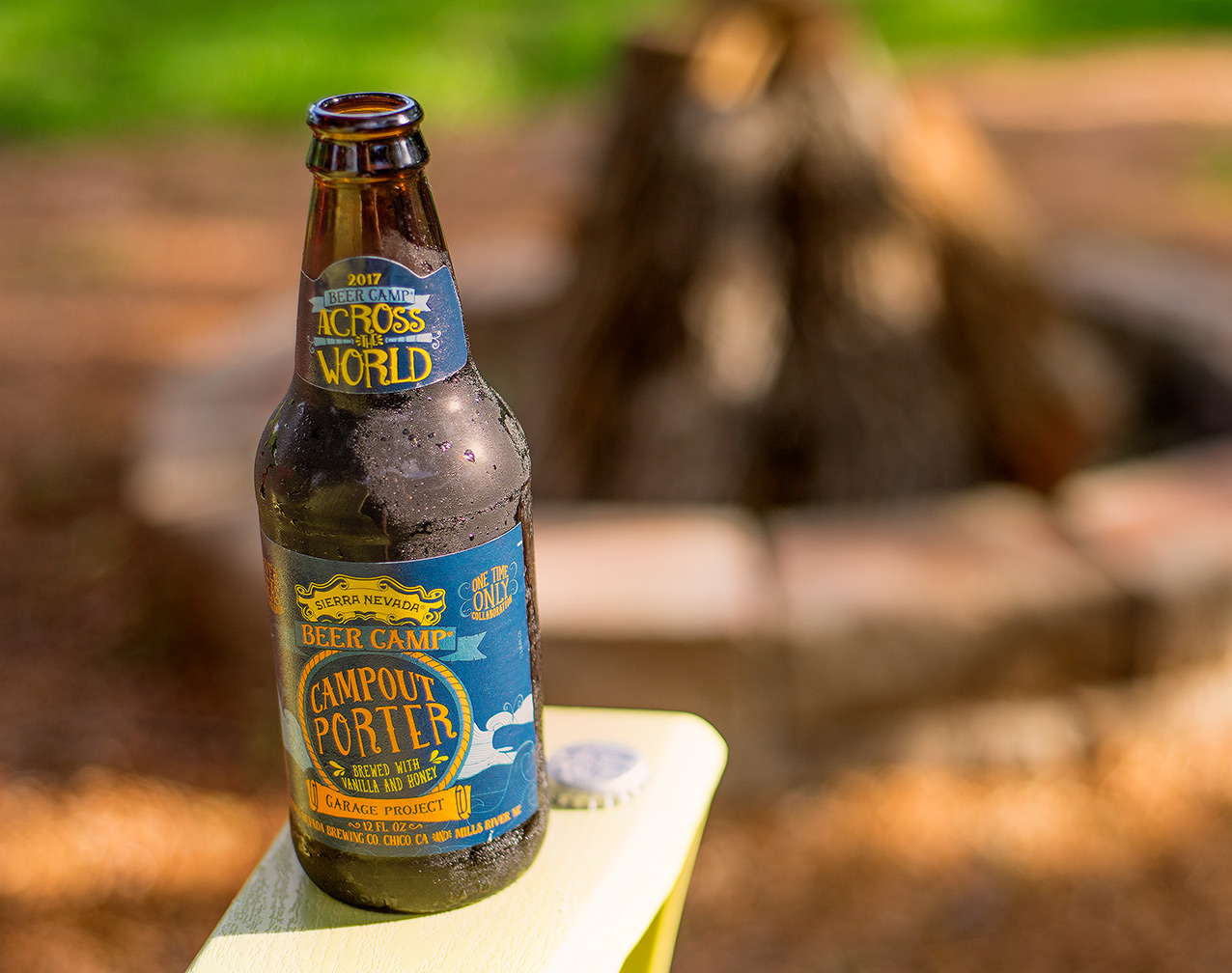 Sierra Nevada Beer Camp: Campout Porter