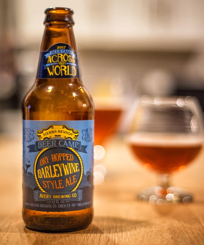 Sierra Nevada Beer Camp: Dry-Hopped Barleywine Style Ale