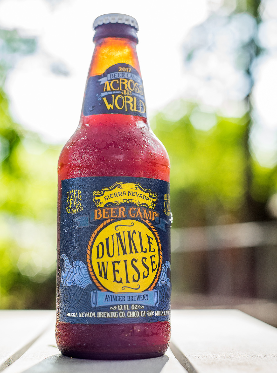 Sierra Nevada Beer Camp: Dunkle Weiss