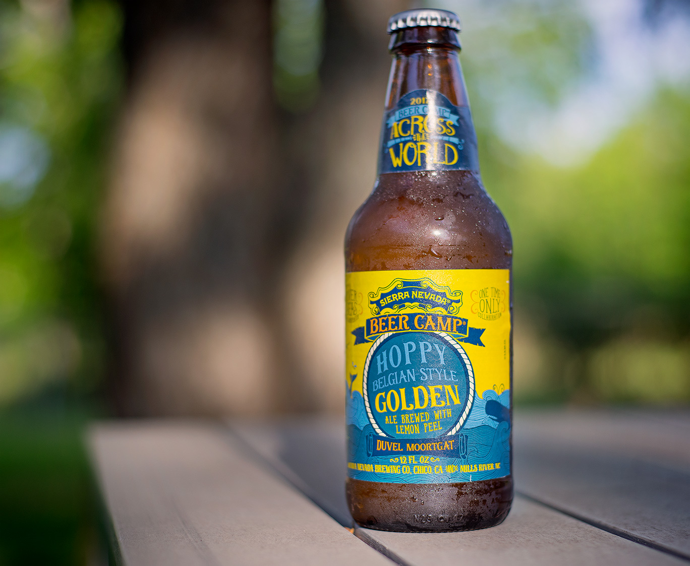 Sierra Nevada Beer Camp: Hoppy Belgian-style Golden Ale