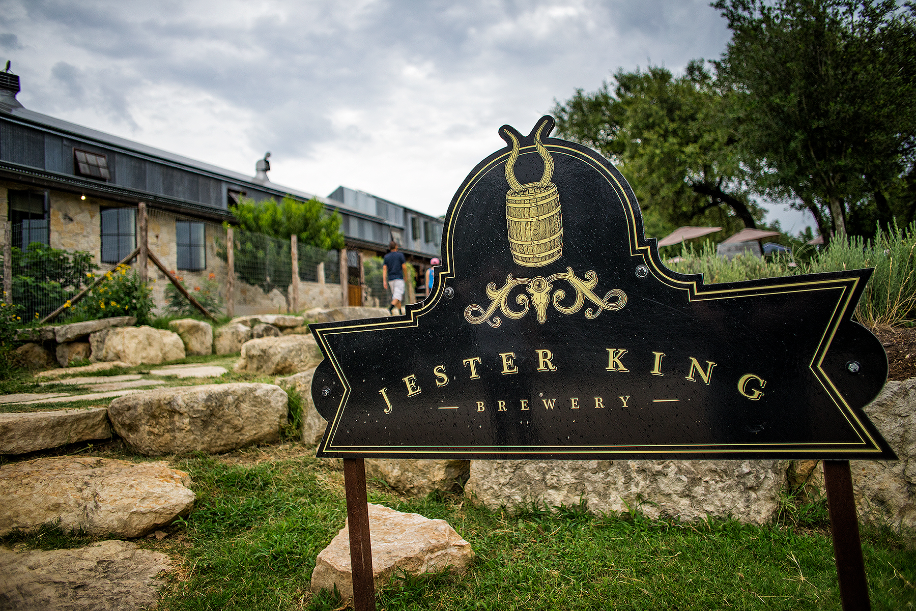 Visiting the Farmhouse: A Trip to Jester King