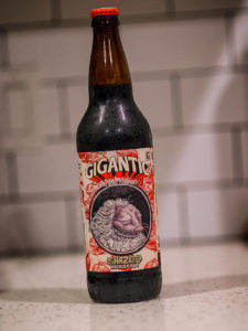 Gigantic Shazoo Milk Stout